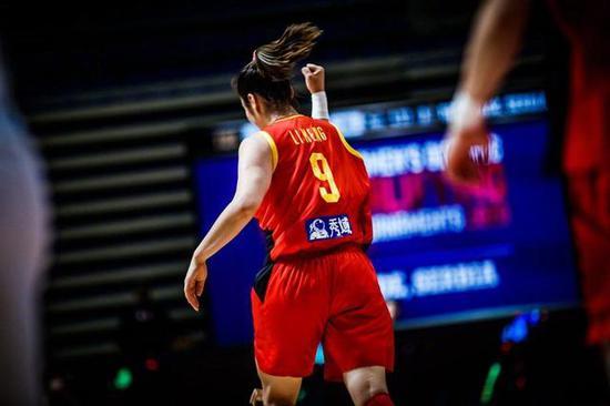 打法男子化!被称为中国女篮勒布朗的她有多强?