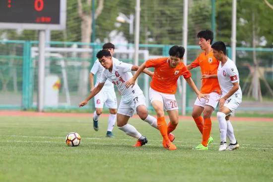 卢永涛在去年考上了武汉体育学院