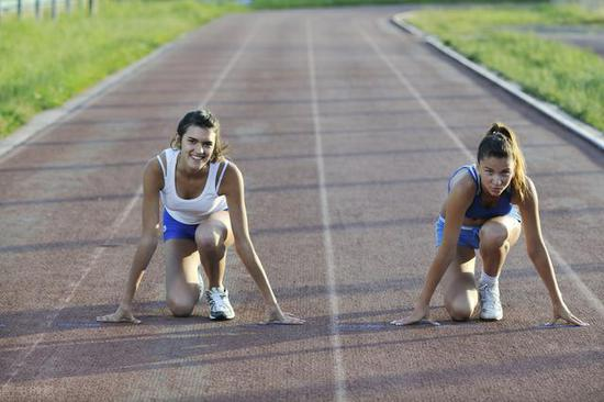 慢跑才能跑的更久