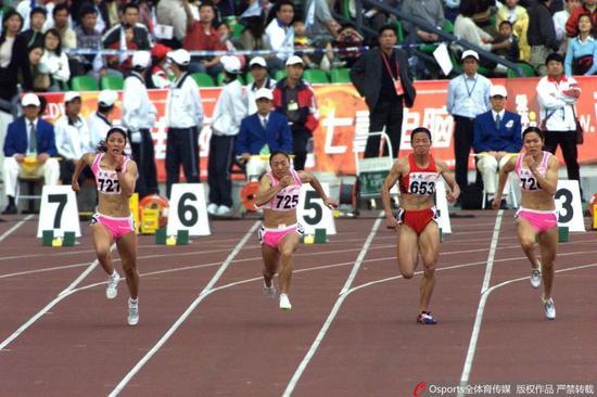 中国的追风四姐妹 目标——奥运领奖台