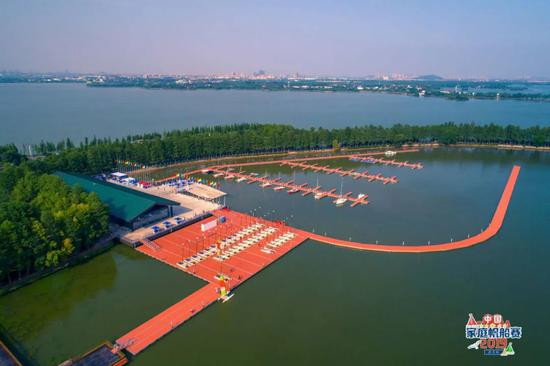 汛期仍在持续 2020中国家庭帆船赛武汉站延期举办