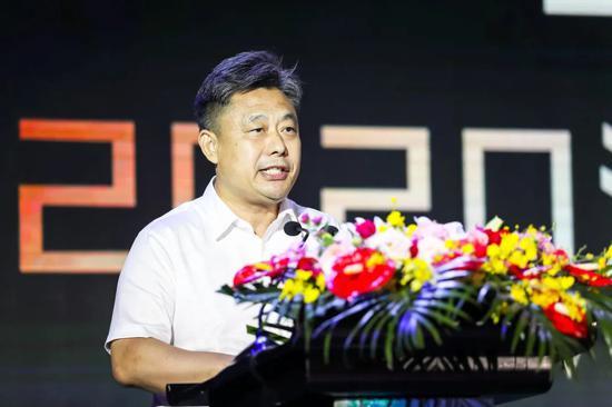 海南广播电视总台党委书记、台长孔德明