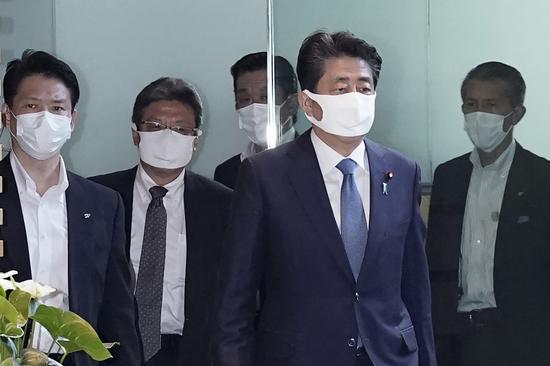安倍晋三辞职 巴赫感谢其为东京奥运会做出的贡献