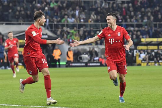拜仁只愿为佩里西奇报价1000万欧 国米不可能同意