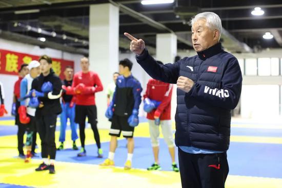 张传良:循序渐进备战 共同促进亚洲拳击持续发展