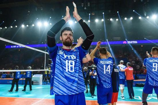 俄罗斯男排克柳卡:相信日本可以组织好东京奥运