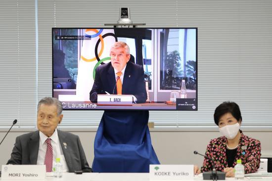 国际奥委会主席暗示没有疫苗也可以举办东京奥运会