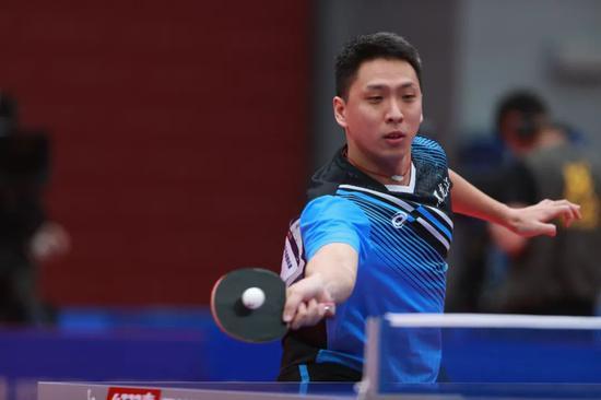 乒乓球全国锦标赛郝帅单打退赛 混双决出正赛名单