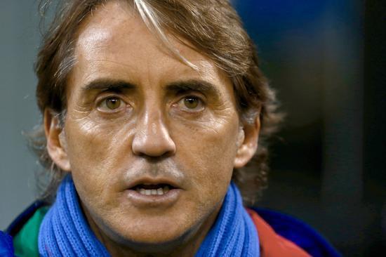 意大利非友谊赛15场不败 创造队史第二长不败纪录