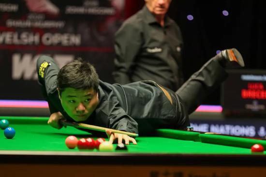 英格兰赛奥沙利文特鲁姆普晋级 32强仅剩7位前16