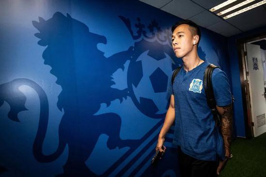 叶楚贵:现代足球光技术好不行 广东球员要多去健身