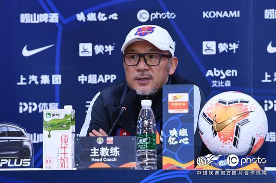 张外龙:之后重点会放在恢复上 吴庆有一点非常可贵