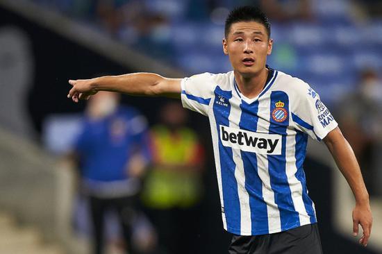 莫雷诺:希望武磊尽快复出 他是西班牙人重要球员