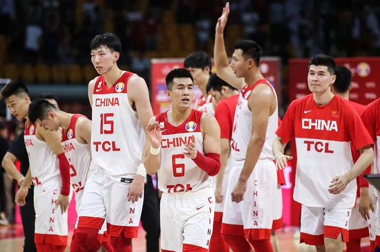 对手12名NBA球员!这阵容中国男篮怎么打啊...