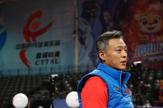 国乒结束封训队员各自回省队 全力备战全运会预赛