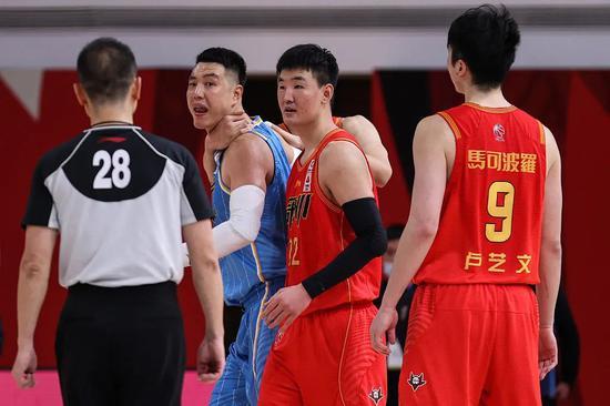 北京队罢赛后续来了!CBA公布处罚结果!
