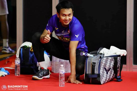 泰国赛印尼男双混双夺冠大热 女双韩国三对被看好