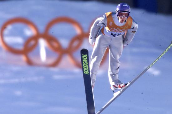 德国队跳台滑雪运动员积极备战北京冬奥会