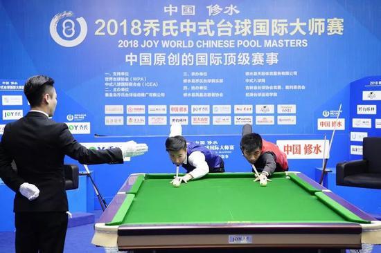 最年轻大师赛冠军 17岁赵汝亮书写中式台球历史