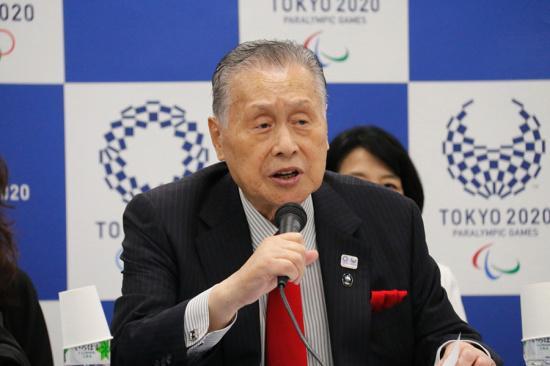 吐槽女人开会时间长 东京奥组委主席涉嫌歧视女性