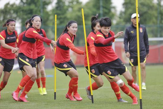 【博狗体育】中韩女足奥预赛时间与中超撞车 女足赛区或移上海