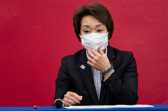 东京奥组委新掌门呼吁团结 采取充分措施应对疫情