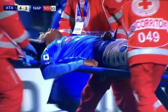 意甲-萨帕塔穆里尔传射 亚特兰大4-2那不勒斯