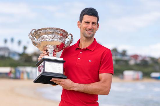 德约科维奇让出100万美元澳网奖金 分给低排名选手