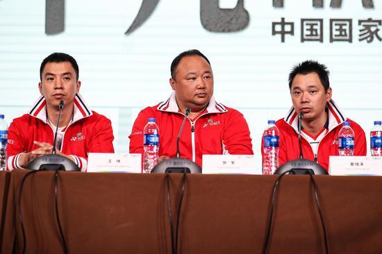 疫情阻碍出国比赛 国羽:奥运单双打都有竞争力