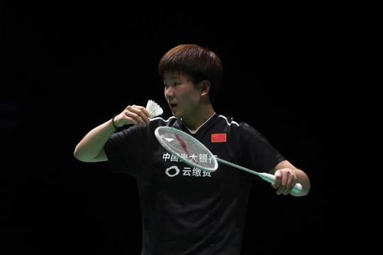 羽毛球全运资格赛团体赛争夺激烈 名将高手齐登场