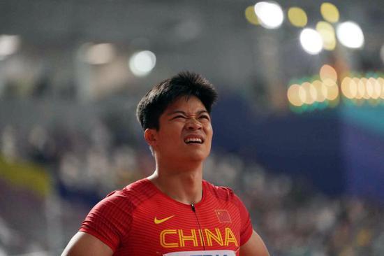 亚洲第一飞人回来了!苏炳添受益奥运会延期