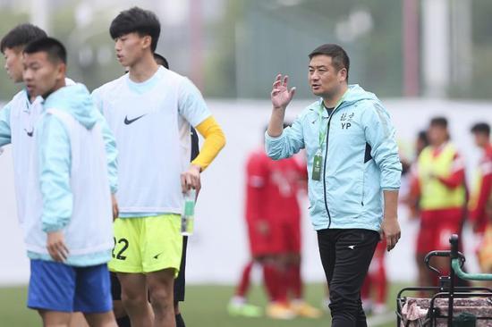 楊璞:國安U21踢亞冠和全運會 看好這批年輕人成材