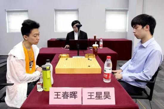 王春暉vs王星昊