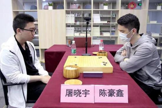 屠曉宇vs陳豪鑫