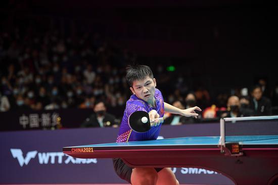 奥运主力高压中仅夺两冠 刘国梁不惧向日本队亮实力