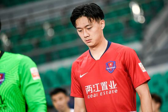 中國留洋新希望!武磊師弟親承希望去五大聯賽踢球
