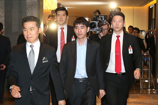 李世石參加與AlphaGo的比賽