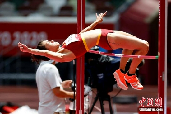 【博狗体育】中国田径首位归化选手亮相奥运 她身上有中国血统