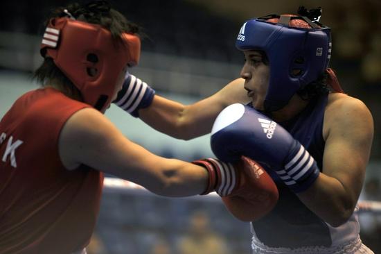 女子拳击世锦赛12月举行,奖金与男子世锦赛相同