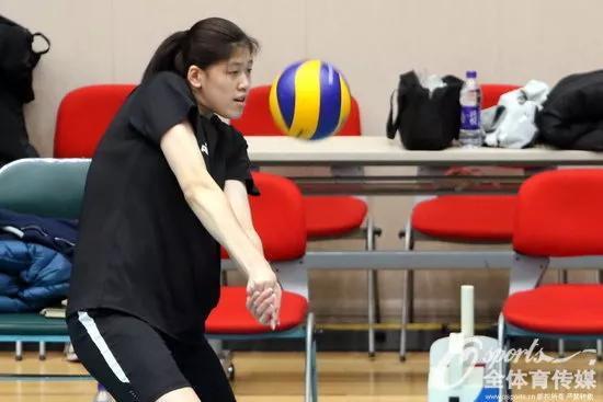 上海女排:老队员面对新问题