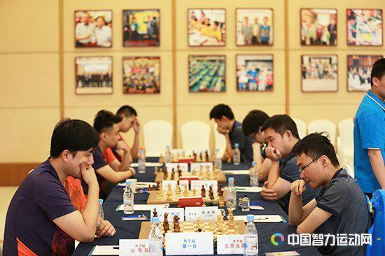 北京男队力克山东男队