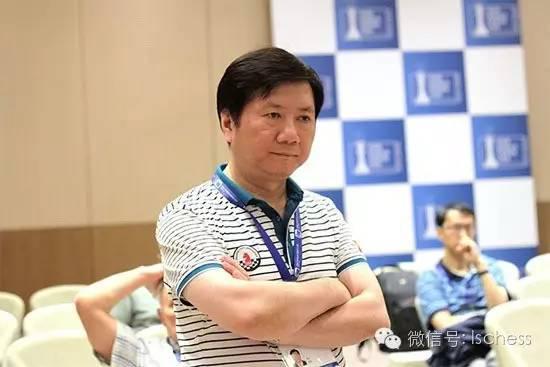 喜讯!徐俊获国际棋联2017年最佳男棋手教练员奖