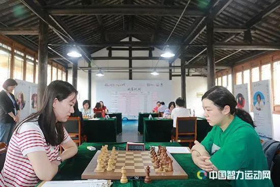 国际象棋女子名人赛硝烟散尽 郭琦荣膺桂冠