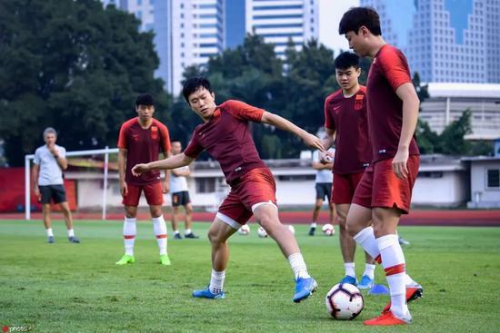 【博狗扑克】武磊今日与国足全队汇合 李磊仍单独训练缺席合练