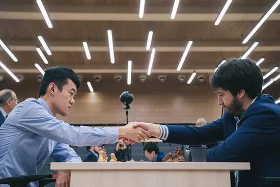 世界杯硝烟散尽 中国男子国际象棋坚步走向未来