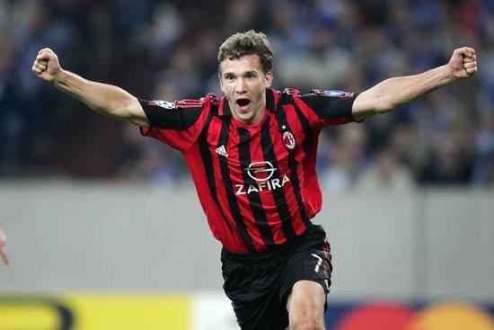 舍瓦:03年欧冠决赛战尤文点球是红黑生涯最重