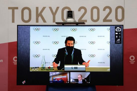 国际奥委会官员:日本公众应为举办奥运感到自豪