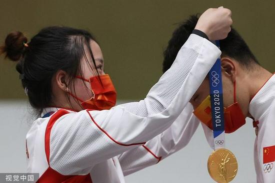 【博狗体育】奥运会冠军杨倩被赠一套房!最便宜也要285万