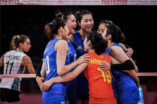 排协确认:中国女排退出2021年女排亚锦赛