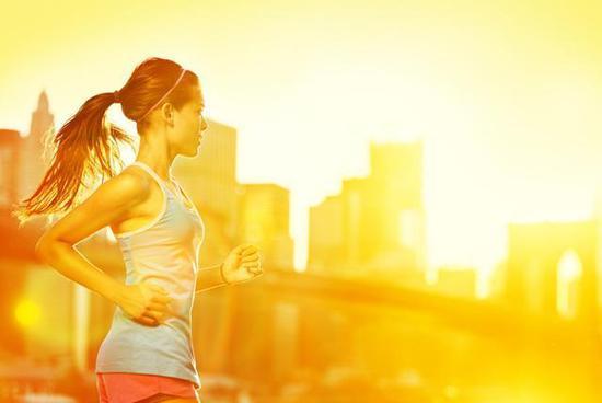 4.多去参加跑步赛事